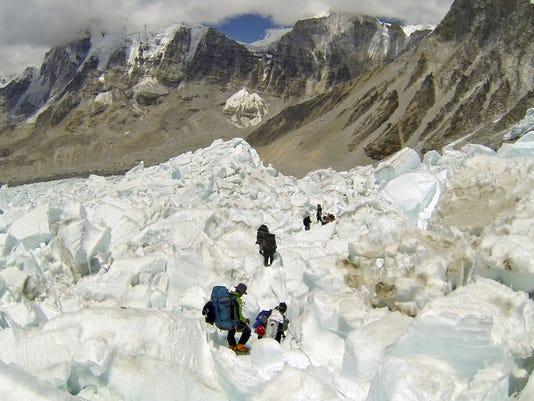 TV-Everest Jump