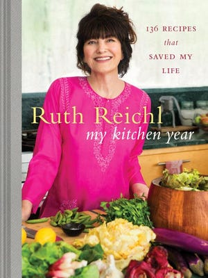 """Ruth Reichl will be in Nashville Thursday to promote her new book, """"My Kitchen Year."""""""