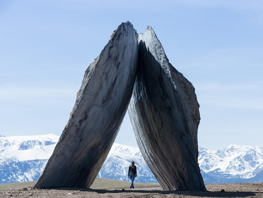 1. Tippet Rise - Inverted Portal
