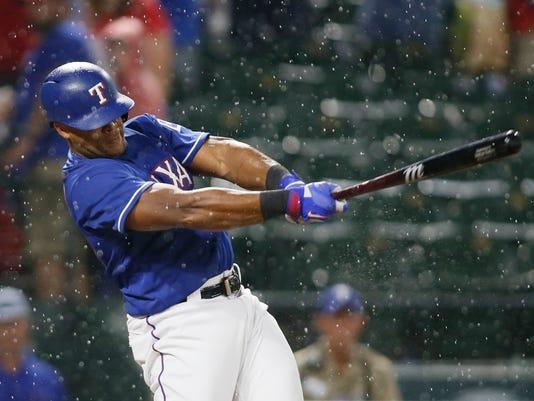USP MLB: SEATTLE MARINERS AT TEXAS RANGERS S BBA TEX SEA USA TX