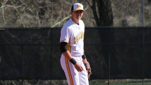 Murphy's Joey Curry is the Co-Smoky Mountain Conference Player of the Year for baseball.