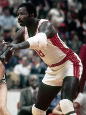 Walt Bellamy was Rookie of the Year and a four-time All-Star in 14 NBA seasons.