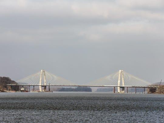The east end bridge.December 12, 2016