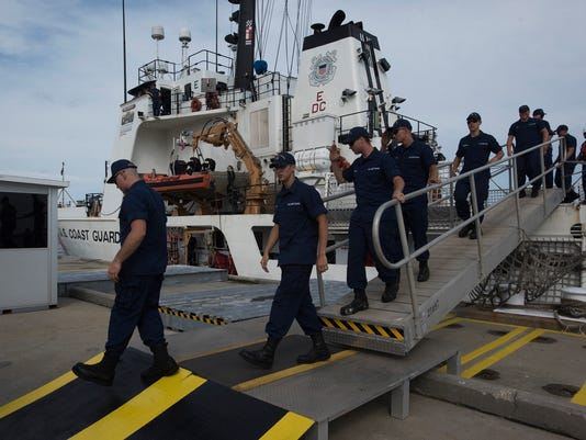 coast guard members will be paid next week despite government shutdown