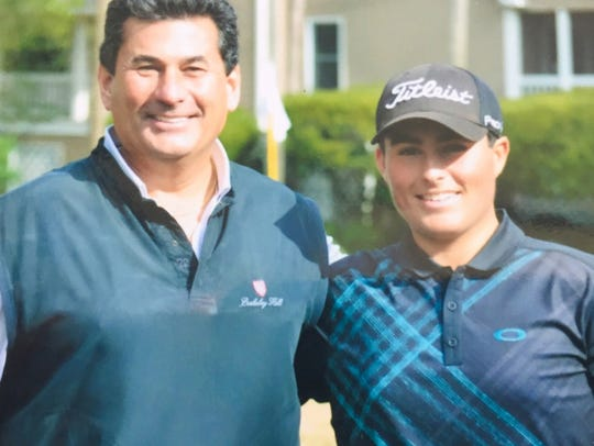 Tony Nimmer, left, and son Bryson are continuing a