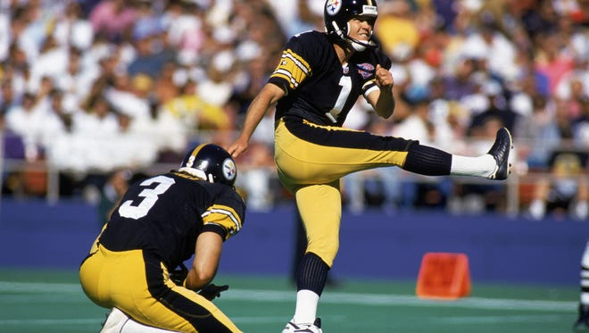 Gary Anderson was drafted in 1982 and cut that summer, then went on to one of the greatest kicking careers in NFL history.