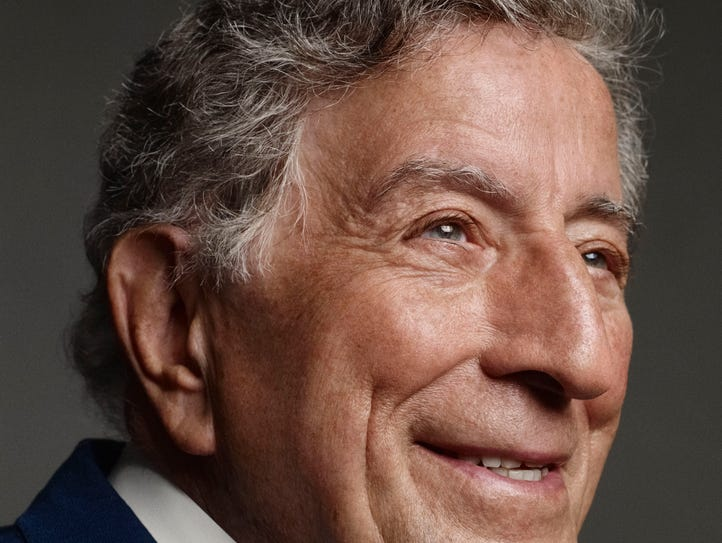 Legendary singer Tony Bennett will perform May 5 in