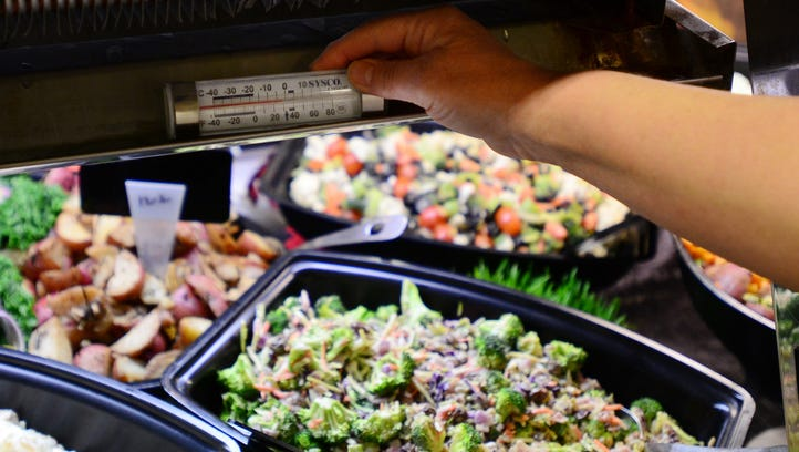 Oregon's food safety program is behind on thousands