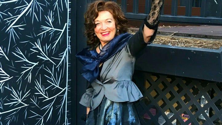 High Tea with Greer Garson, a one-woman show