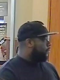 Farmington Hills Police believe this person is responsible for two bank robberies over the past month.