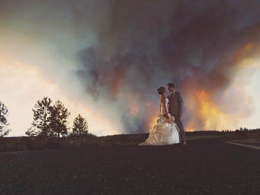 Wildfire Wedding Phot_Davi