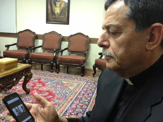 Iraqi Christians 081014 2