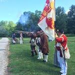 Washington, Rochambeau forces honored in Yorktown