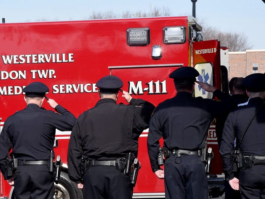 Westerville Officers 2/12/18