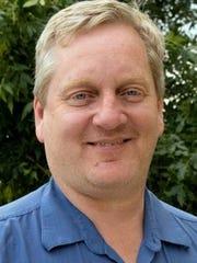 Lenard Larkin is seeking the Ward I seat in the 2017
