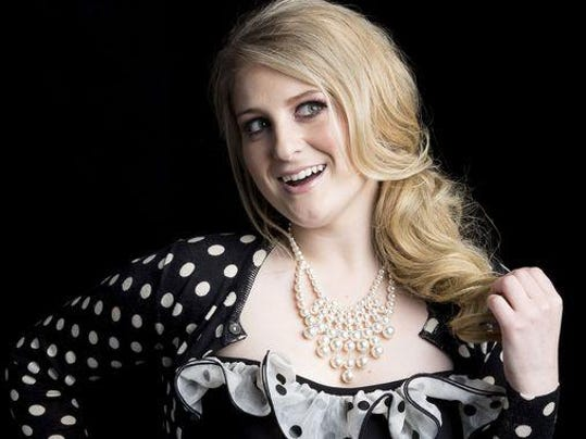 Meghan trainor photo ap