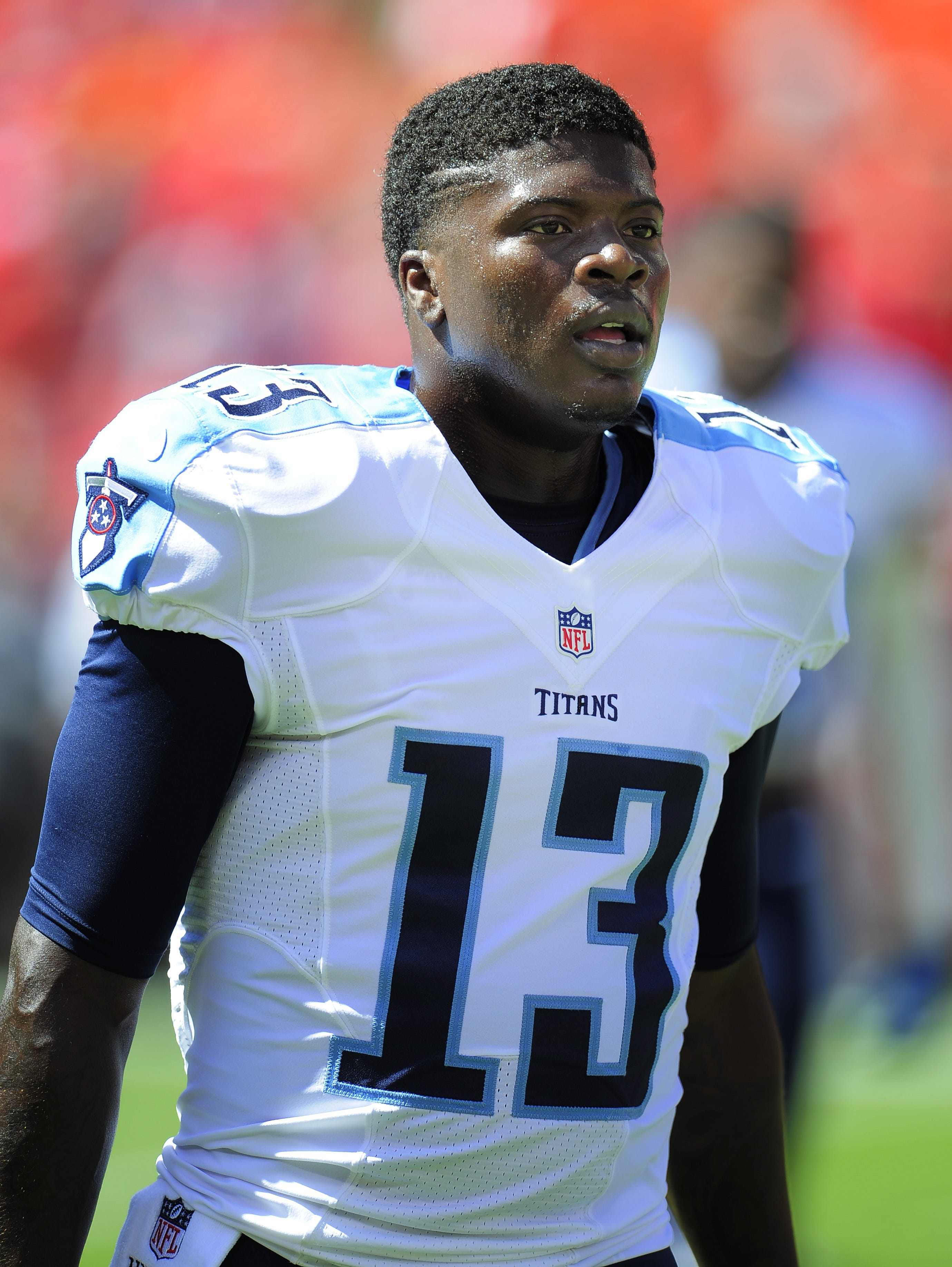 Kendall Wright hopes his best friend comes out a loser