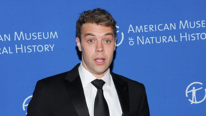 SNL cast member Brooks Wheelan attends the American Museum of Natural History's 2013 Museum Gala on Thursday, Nov. 21, 2013 in New York. (Photo by Evan Agostini/Invision/AP)