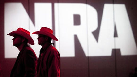 The National Rifle Association's Annual Meeting will take place in Nashville's Music City Center