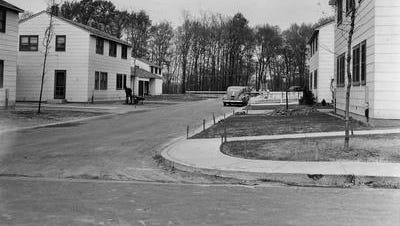 Audubon Park was built in 1941 for defense workers who could not afford to buy homes.
