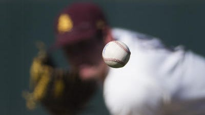 ASU baseball will open NCAA Tournament play at a regional in GET.