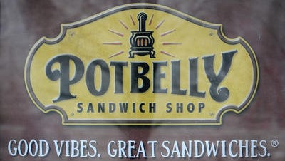 Potbelly Sandwich Shop will open its seventh Colorado store at Harmony Commons next year.