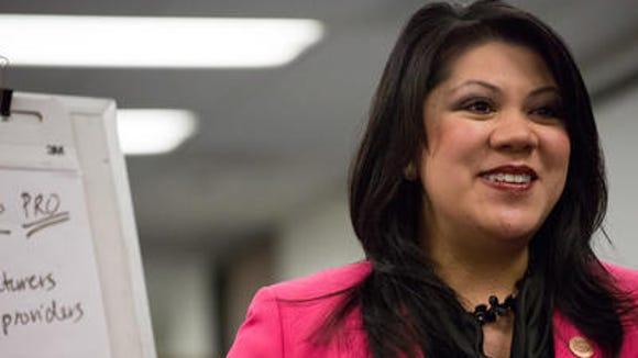 Arizona state Sen. Kimberly Yee