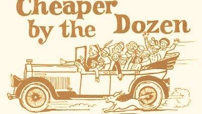 """The Somerset Valley Players' production of the comedy """"Cheaper by the Dozen"""" proves that family time was just as precious to a large New Jersey family in the early 1920s."""
