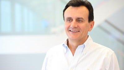 Pascal Soriot, chief executive officer of AstraZeneca.