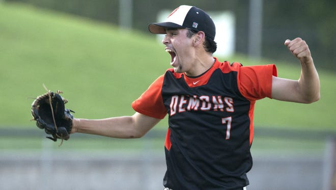 Zach Campbell will attempt to pitch Burlington to a second straight WIAA Division 1 title this week in Grand Chute.