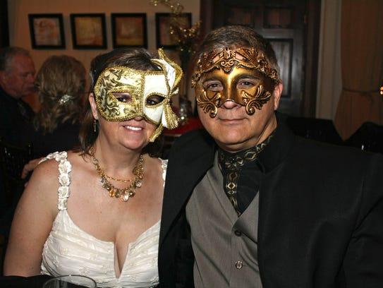 Commercial Street's Savoy Ballroom hosts a masquerade