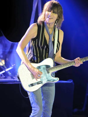 """Chrissie Hynde will release """"Stockholm,"""" her first album under her own name, June 10."""