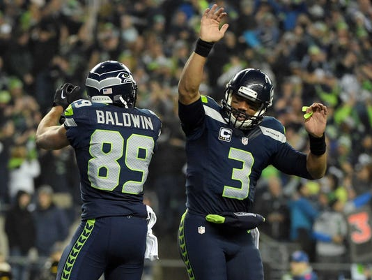USP NFL: DIVISIONAL ROUND-CAROLINA PANTHERS AT SEA S FBN USA WA