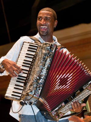 Curley Taylor and Zydeco Trouble.