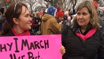 I covered the Inauguration and the Women's March. Democracy is alive and well.