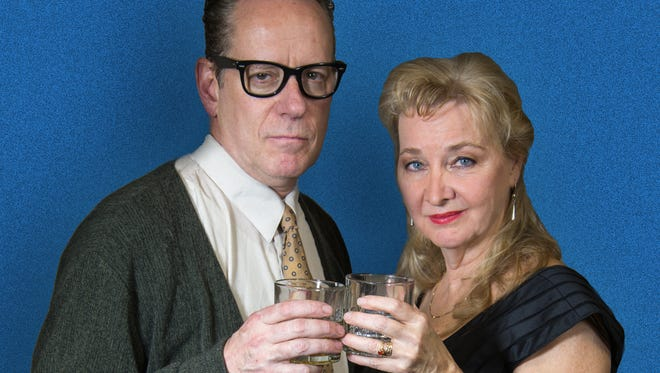 North Carolina Stage Company will put on the production 'Who's Afraid of Virginia Woolf?' from April 6 to May 1.