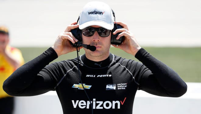 Don't count this guy out: Will Power is a three-time Toronto winner and the reigning champion.