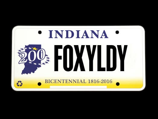 Motorists Tease Agency On Personalized Plates