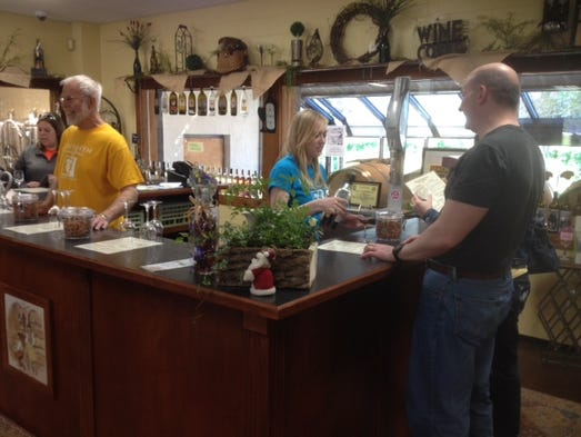 Beachaven Winery in Clarksville is having Poor Man's Sale April 12. The winery offers tastings every day including sale day.