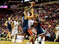 Basketball vs Virginia
