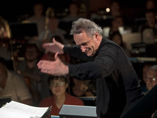 """Louis  Langrée: """"These are the kinds of melodies that,"""