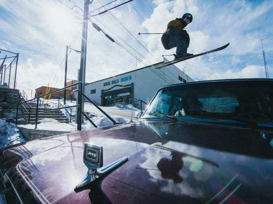"In ""Imagination,"" daydreams come to life as Tom Wallisch shreds the snowy streets of Nelson, British Columbia."