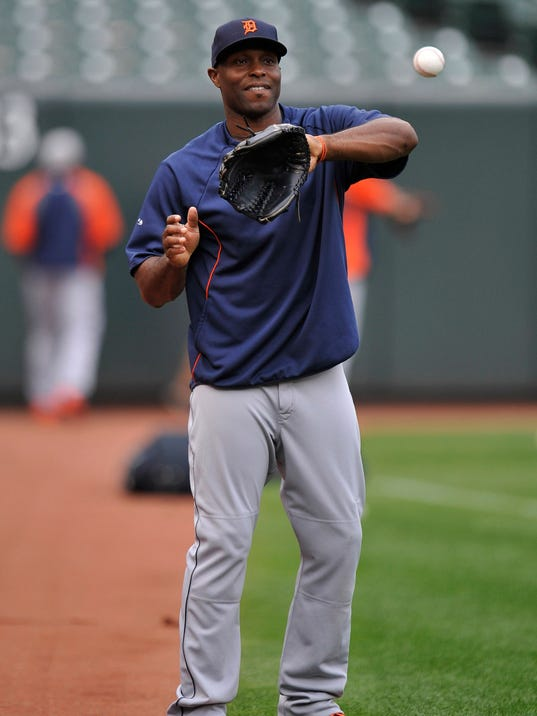 USP MLB: ALDS-DETROIT TIGERS AT BALTIMORE ORIOLES- S BBA USA MD