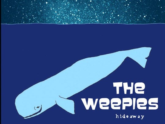 "The album cover The Weepie's 2008 album ""Hideaway."""