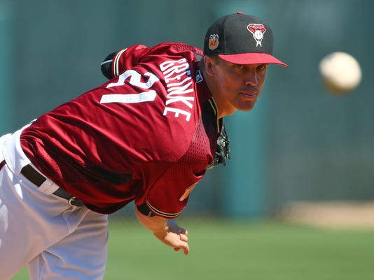 Arizona Diamondbacks ace Zack Greinke