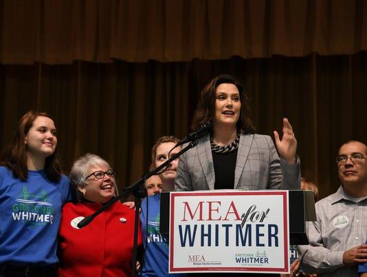 whitmer - mea
