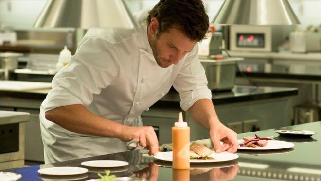 Promo image of Bradley Cooper in BURNT