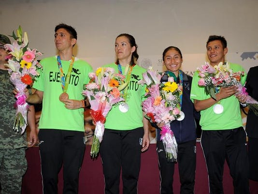 Olímpicos Río 2016