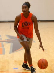 Jordan Alexander, 5-11 Jr College transfer from Trinity