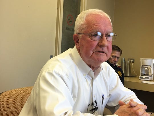 Rapides Parish Sheriff William Earl Hilton